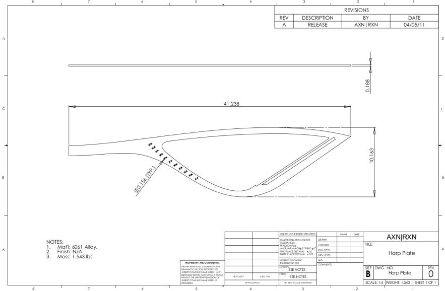 Harp Wing Design